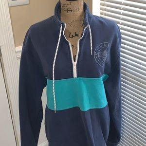 Chubbies half zip jacket